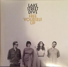 LAKE STREET DIVE-FREE YOURSELF UP (Brand New CD) Redemption code for physical CD