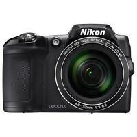 Nikon COOLPIX L840 16.0MP Digital Camera - Black