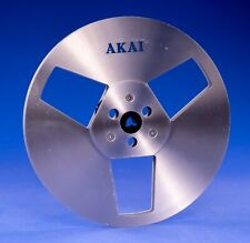 "7"" 7 Inch Akai R-7M Metal Reel for Tape Recorder"