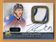 2013-14 The Cup Nathan MacKinnon Autograph Patch Rookie 55/99 Avalanche RC