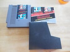 Nes Mario Bros And Duck Hunt Combo With Manual