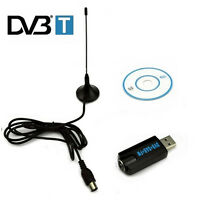 USB 2.0 SDR+DAB+FM HDTV TV 3 in 1Tuner Receiver Stick RTL2832 + R820T