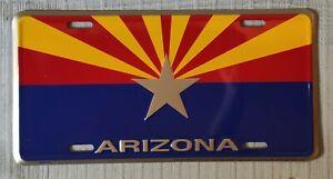 USA Nummernschild / Arizona /  US Car