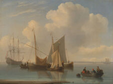 Dutch Sailing Vessels William Anderson Segelschiffe Holland Boote B A3 03471