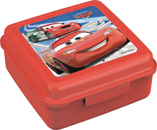 Disney Cars Kinder Brotzeitbox Brotzeitdose Cars Deko .. für alle Cars Liebhaber