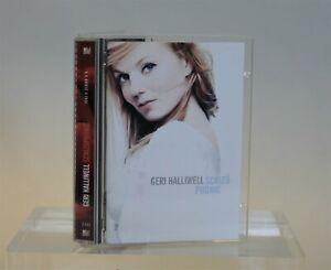 "Geri Halliwell  ""Schizophonic""  Mini Disc"