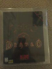 Blizzard Entertainment Diablo I GOOD CONDITION original w/ inserts and VGA cased