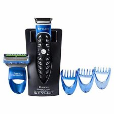 NEW GILLETTE FUSION PROGLIDE STYLER 3 IN 1 RAZOR WITH FREE WORLDWIDE SHIPPING