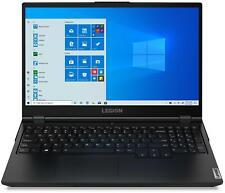 """Lenovo Legion 5 15ARH05 15.6"""" Gaming Laptop R5-4600H 8GB 256GB Black 82B50042UK"""