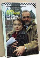 """LA CASA RUSSIA - J. L. Carré [I ed. dell' """"Universale Economica"""" febbraio 1998]"""