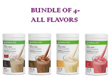 NEW 4X Herbalife Formula 1 Healthy Meal Nutritional Shake Mix- ALL FLAVORS! US!