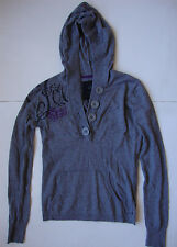 FOX RACING Hooded Hoodie Top Shirt size XS