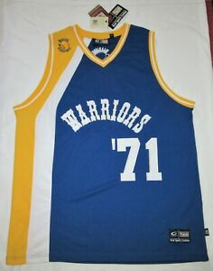Golden State Warriors JERSEY #71 New with tags XL basketball G-III G3 Sports