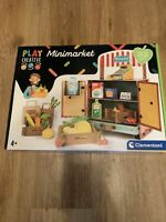 Clementoni 18550 Play Creative Mini-market Play Toy Shop For Age 4+