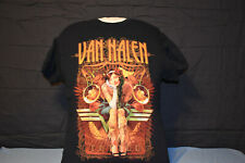 """Van Halen """"Tattoo Tour 2012"""" Concert Shirt, Size Medium"""
