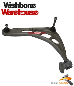 For BMW 3 SERIES E46 1998-2005 FRONT LOWER WISHBONE CONTROL ARM LEFT