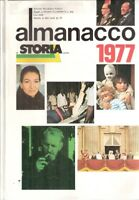 Almanacco Di Storia Illustrata 1977.,Aa Vv  ,Mondadori,1977