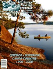 BOUNDARY WATERS JOURNAL SUMMER 2009