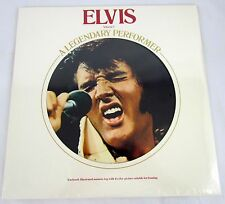 Elvis Presley A Legendary Performer Vol. 1 LP 1973 RCA CPL1-0341 New SEALED