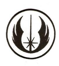+ Star Wars ricamate patch Jedi Order NERO BLACK