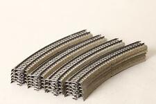 Märklin H0  Metallgleise M-Gleise 20 Stück gebogen 5200 (159420-20)