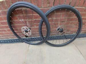 Bontrager Affinity TLR Disc Brake Road Wheelset