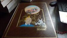 Tintin Les Sept Boules de cristal, Le temple du soleil, l'integrale d'herge 5