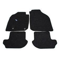 Velours schwarz Fußmatten passend für FORD KA 2 RU8 ab`2008