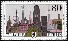 BRD (BR.Duitsland) 1306 First Day Cover 1987 750 Years. Berlijn