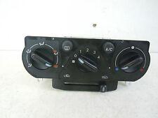 2001 SUBARU IMPREZA AWD ESTATE A/C HEATER CONTROL PANEL