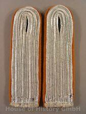 59198, Luftwaffe, Paar Schulterstücke eines Leutnant der Nachrichten, NA
