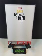 X-Men Battle for the Atom #1 Blank Variant NM Marvel Comic Get Yours for Con!