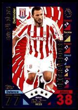 Match Attax 2016-2017 EXTRA Erik Pieters Stoke City Update Card No. UC23