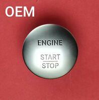 2215450714 OEM Benz Keyless Go Start Stop Push Button Engine Ignition Switch