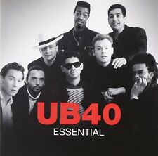 UB40 - ESSENTIAL (New & Sealed) CD Early Hits Best Of Inc Red Red Wine