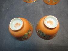 antique chinese tea bowls
