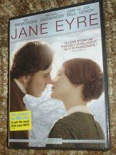 Jane Eyre (DVD, 2011), NEW & SEALED, WIDESCREEN, REGION 1, MICHAEL FASSBENDER