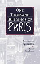 One Thousand Buildings of Paris