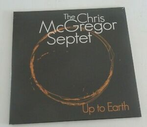 THE CHRIS McGREGOR SEPTET UP TO EARTH 2008 LIMITED Stamford Audio LP NEW/SEALED