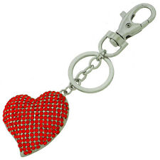 Women's Love and Hearts Keyrings