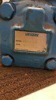 *Used* Vickers Low Noise Vane Pump 35VQ25A-1C20 (B191)