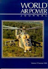 WORLD AIR POWER JOURNAL V37 USAF 366th MOUNTAIN HOME / MI-24 HIND / USN TRAINING