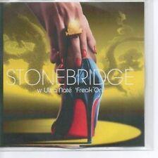 (AE40) Stonebridge vs Ultra Nate, Freak On - DJ CD