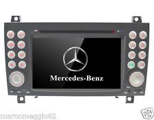 Navigatore, gps touchscreen,  Mercedes BENZ SLK-171 2004-2011