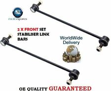FOR FORD FOCUS C MAX CMAX 2003> FRONT 2 ANTI ROLL BAR STABILISER DROP LINK BARS