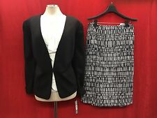 TAHARI BY ARTHUR LEVINE SKIRT SUIT/SIZE 22W/RETAIL$280//PLUS SIZE/NEW WITH TAG
