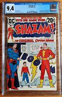 """SHAZAM"" # 1 ( DC 1973 ) CGC 9.4 NM. 1st Appearance of Captain Marvel"