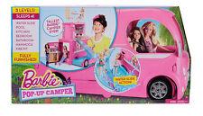 Barbie super Ferien Camper Ctj42 - Mattel