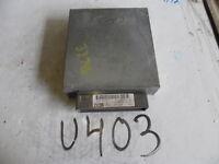 02 2002 TAURUS SABLE 3.0L DOHC COMPUTER BRAIN ENGINE CONTROL ECU ECM MODULE U403