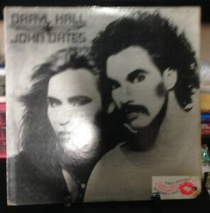 DARYL HALL & JOHN OATES Self-Titled Album Released 1975 Vinyl/Record Collection
